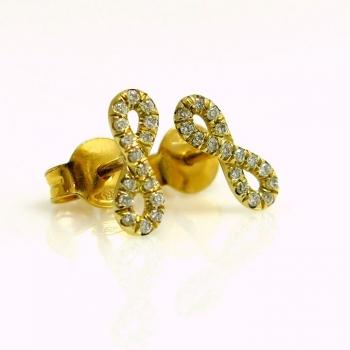 -Infinity earrings