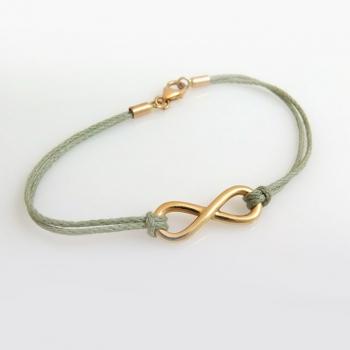 Classic infinity - bracelet